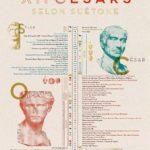 Poster : Rome au temps des douze Césars selon Suétone
