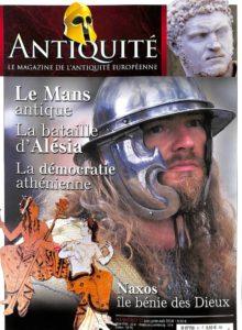 Antiquité #11 - Le Mans antique / la bataille d'Alésia