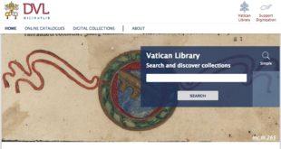 Le Vatican donne accès à 15.000 manuscrits gratuitement