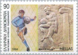 Le Point / La minute antique - Les jeux footballistiques