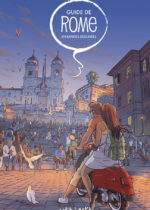 Guide de Rome en bandes dessinées