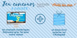 Résultats  : Jeu-Concours Odysseia - Hachette éducation / Arrête Ton Char !