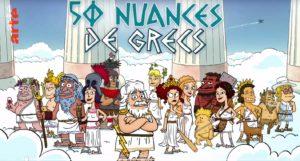 """L'adaptation en dessin animé de """"50 nuances de grecs"""" débarque à la rentrée sur Arte"""