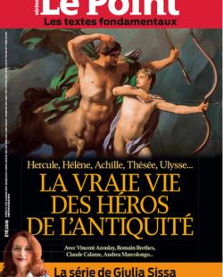 Le Point Références #74 - La vraie vie des héros de l'Antiquité