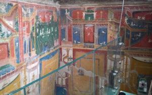 A partir du 18 juillet, on pourra visite à Positano une villa romaine enterrée par l'éruption du Vésuve en 79, et ses magnifiques fresques
