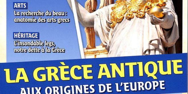 Les dossiers La marche de l'histoire HS6 – La Grèce antique : aux origines de l'Europe