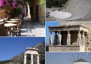 Athena lance le premier concours de version grecque
