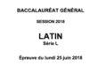 Réforme du bac : l'inquiétude de professeurs de latin et de grec