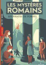 Les mystères romains #03 : Les pirates de Pompéi (n. éd.)