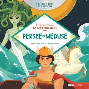 Livre CD - Persée et Méduse