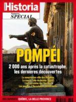 Historia #43 - Pompéi. 2 000 ans après la catastrophe, les dernières découvertes