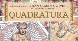 Un projet à soutenir : la BD Quadratura