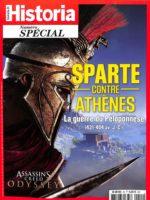 Historial spécial #44 - Sparte contre Athènes : la guerre du Péloponnèse (431-404 av. J.-C.)