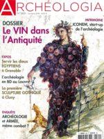 ARCHÉOLOGIA #569 - Le vin dans l'Antiquité