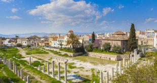 Monumental : L'Agora d'Athènes (07-10-2013)