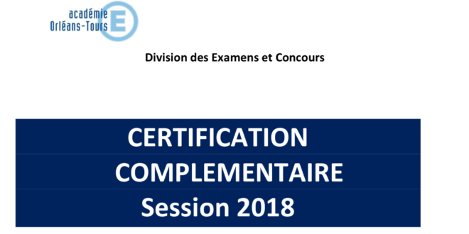 Certification complémentaire LCA : des débuts encourageants