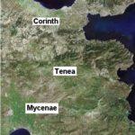 La légendaire cité de Tenéa, fondée par les prisonniers troyens, a été redécouverte
