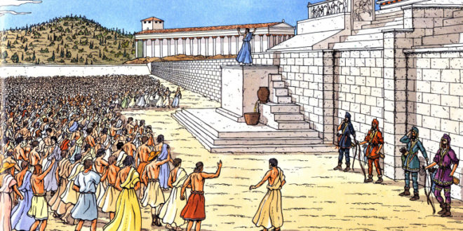 La Fabrique de l'Histoire : Naissance d'une assemblée à Athènes (06-06-2017)