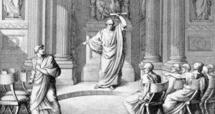 La marche de l'histoire : Cicéron et la République à la dérive (28-03-2017)