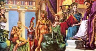 La marche de l'histoire : Le polythéisme grec - 21-12-2017