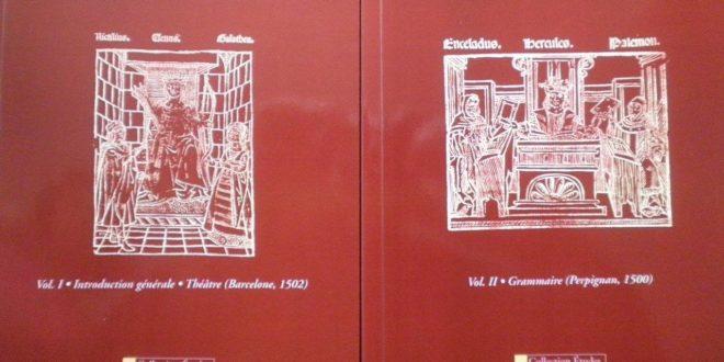 Hercule Florus Alexicacos, Oeuvres complètes