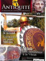 Antiquité #13 - Bavay, Alexandre le Grand, le pont Milvius, Milos