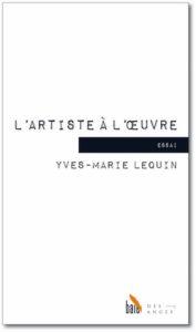 L'artiste à l'oeuvre : La poétique d'Aristote