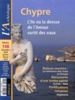 L'Archéologue #148 - Chypre : l'île où la déesse de l'amour sortit des eaux