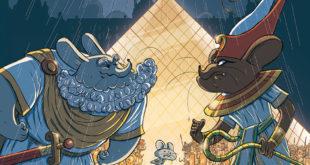 Les souris du Louvre #1 - Milo et le monde caché