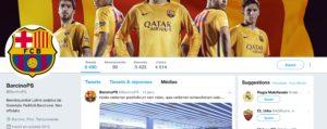 Suivre l'actualité d'une équipe de foot en latin ?