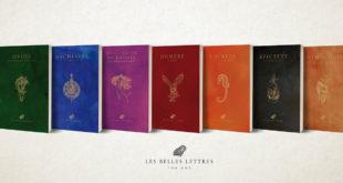 La série du Centenaire des Belles Lettres