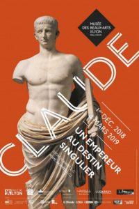 (Lyon) Claude, un empereur au destin singulier @ Musée des Beaux Arts de Lyon