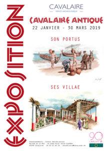 Cavalaire et la période antique @ Espace Archéologique Municipal, Cavalaire-sur-Mer