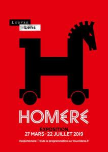 (Lens) Homère @ Louvre-Lens