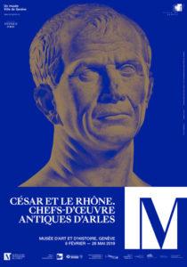 César et le Rhône, Chefs-d'œuvre antiques d'Arles @ Musée d'Art et d'Histoire, Genève