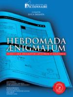 """""""Hebdomada Aenigmatum"""", le premier recueil de mots croisés en latin"""