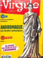 Virgule #170 - Andromaque, une héroïne mythologique
