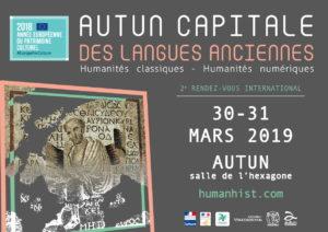 Autun, capitale des langues anciennes (2ème édition)