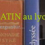 Après le lycée : Des nouvelles des anciens latinistes et hellenistes