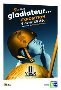 Si j'étais gladiateur... @ Musée de Vieux-la-Romaine