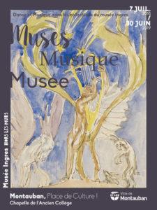 Muses, Musique, Musée @ Chapelle de l'Ancien Collège  2 rue du Collège 82000 Montauban