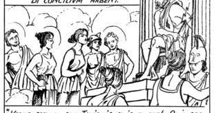 La guerre de Troie, à revivre en BD et en latin, sur le site Legonium