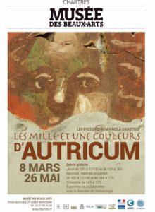 Les mille et une couleurs d'Autricum @ Musée des Beaux Arts de Chartres