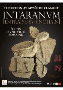 Intaranum / Échos d'une ville romaine @ Musée d'Art et d'Histoire Romain Rolland de Clamecy, Clamecy (Bourgogne-Franche-Comté)