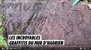 Angleterre : des graffitis romains découverts par des archéologues