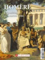 Archéologia HS 25 - Homère, exposition au Louvre-Lens