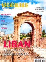 Dossiers d'Archéologie #392 - LIBAN : nouvelles découvertes