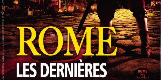 Historia #868 – Rome : Les dernières heures de la République