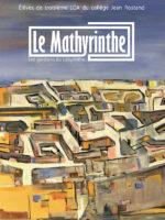 """Des collégiens toulousains publient un """"escape book"""" remarquable : Découvrez le Mathyrinthe !"""