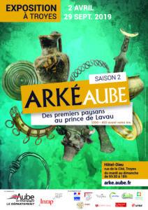 Arkeo Aube @ Hôtel-Dieu, Troyes